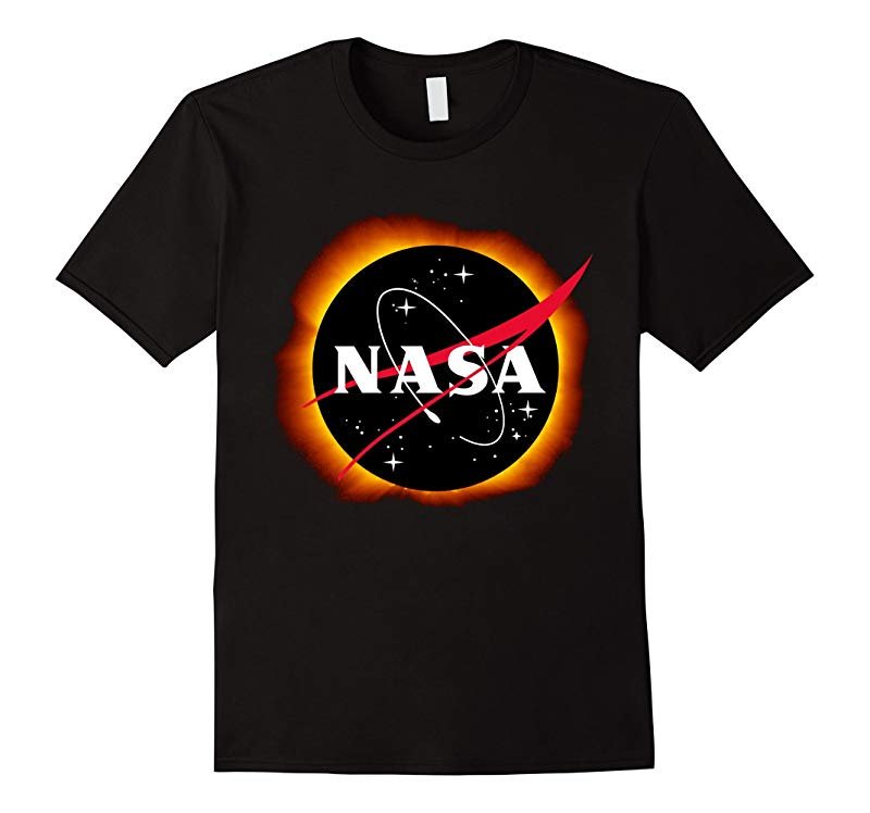 NASA Total Solar Eclipse T-Shirt August 21 2017-Art