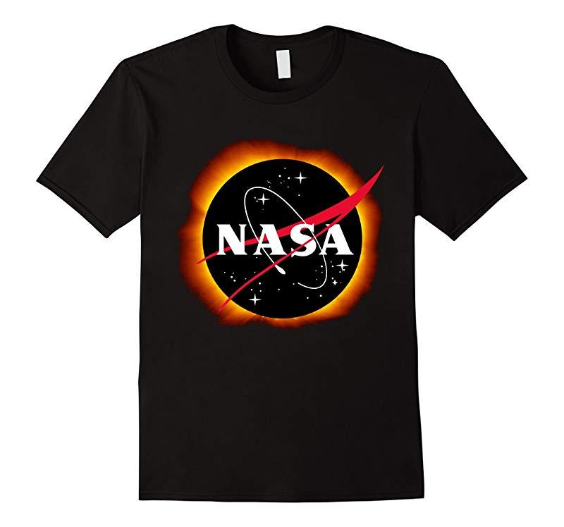 NASA Total Solar Eclipse T-Shirt August 21 2017-Art