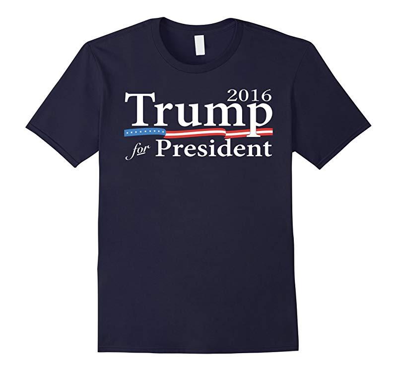 Donald Trump For President 2016 T-shirt-RT