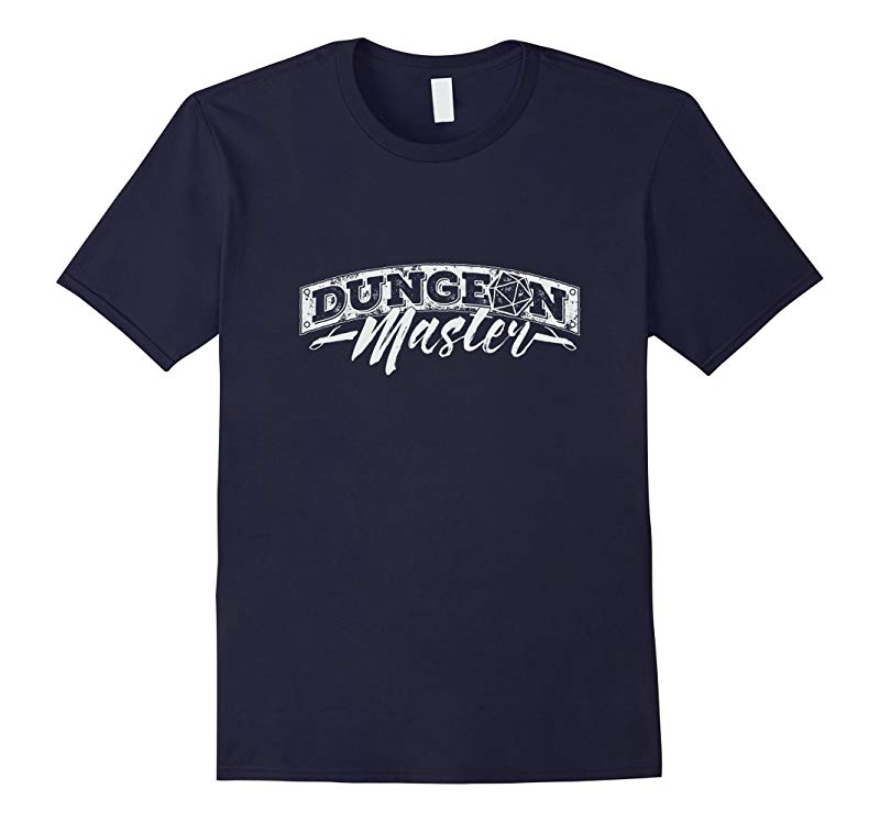 Fantasy RPG GM Dungeon Game Master DM boardgame tee-RT