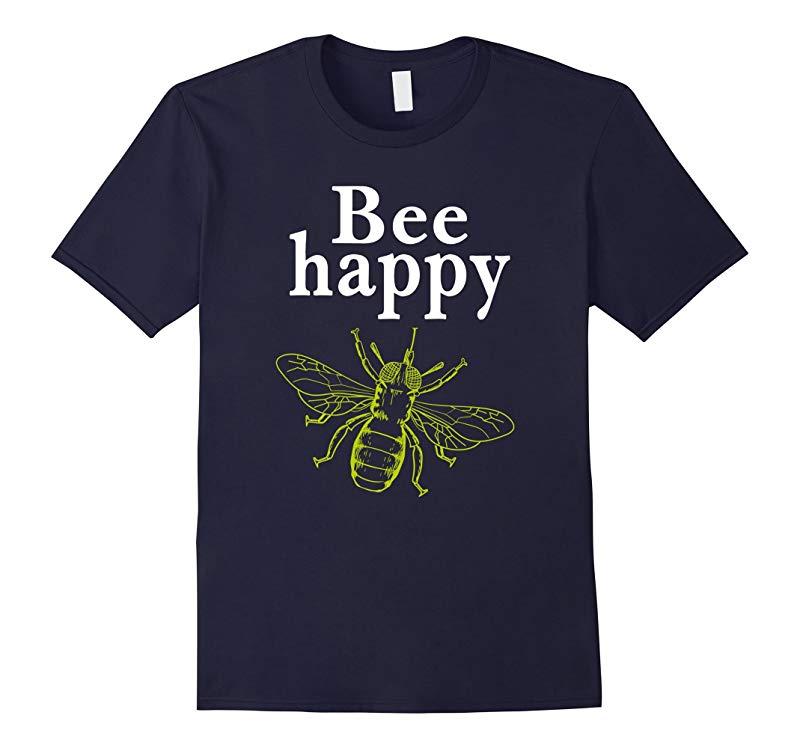 Bee Happy T Shirt-RT