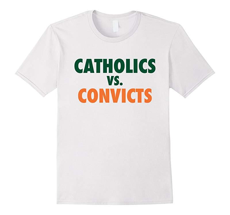 Classic Catholics vs Convicts 1988 Shirt-RT