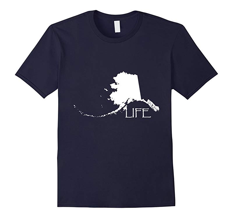 Alaska Life Apparel Men Women Clothing Gifts T Shirt-TJ