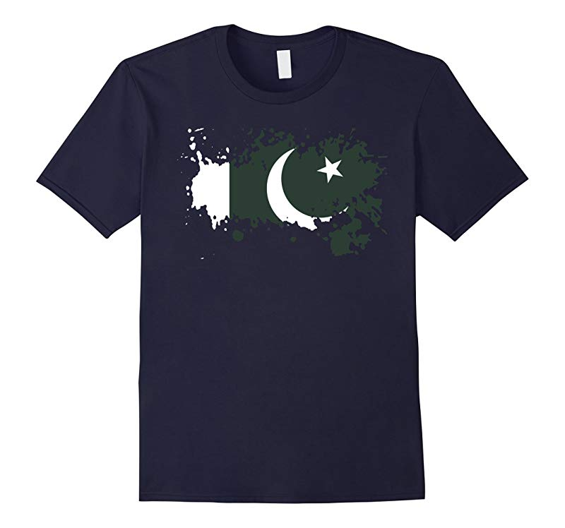 Flag of Pakistan Pakistani T Shirt Tshirt tee-TH