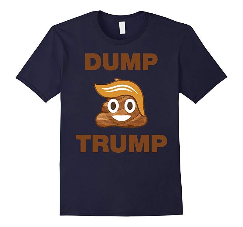 Dump Trump T-Shirt-RT