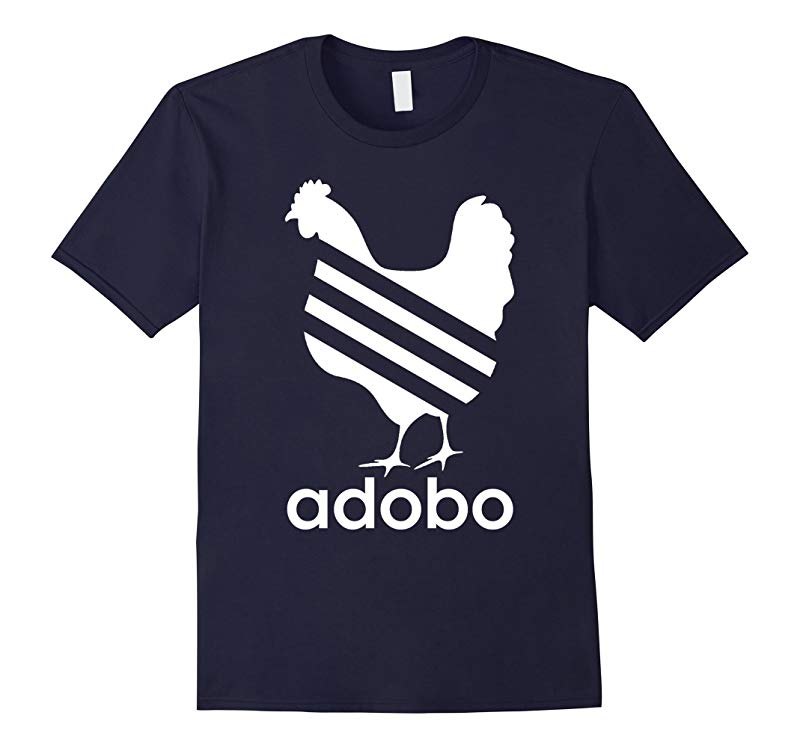 Chicken Adobo T Shirt Funny Filipino Pinoy Humor Philippines-RT