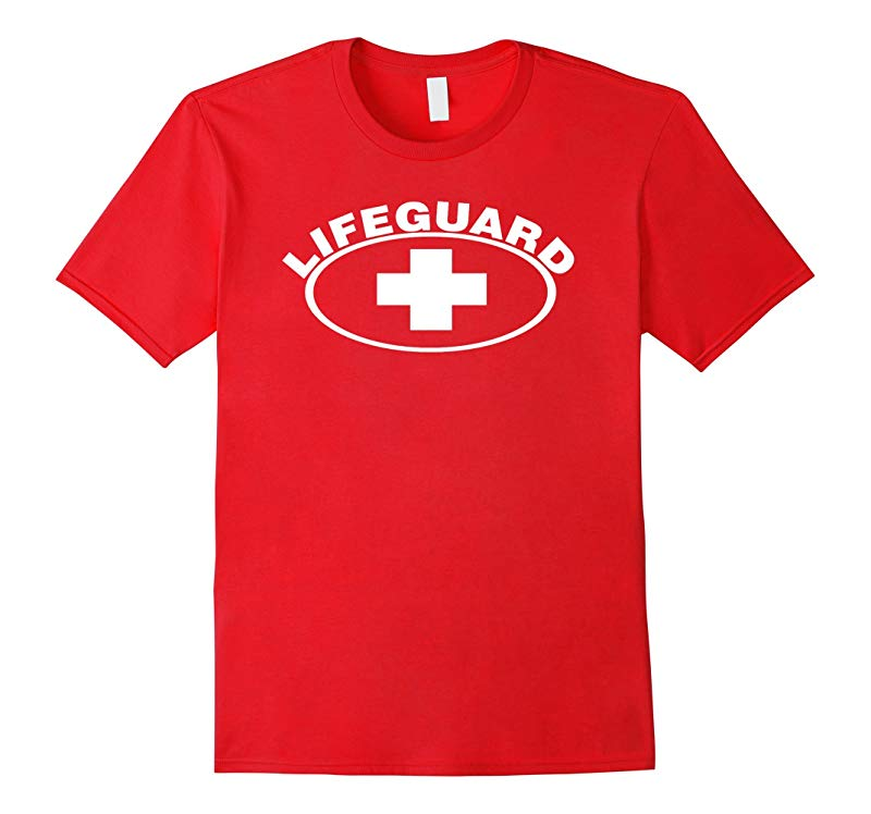 Lifeguard on Infant  Toddler Cotton T-Shirt in 5 Colors-RT