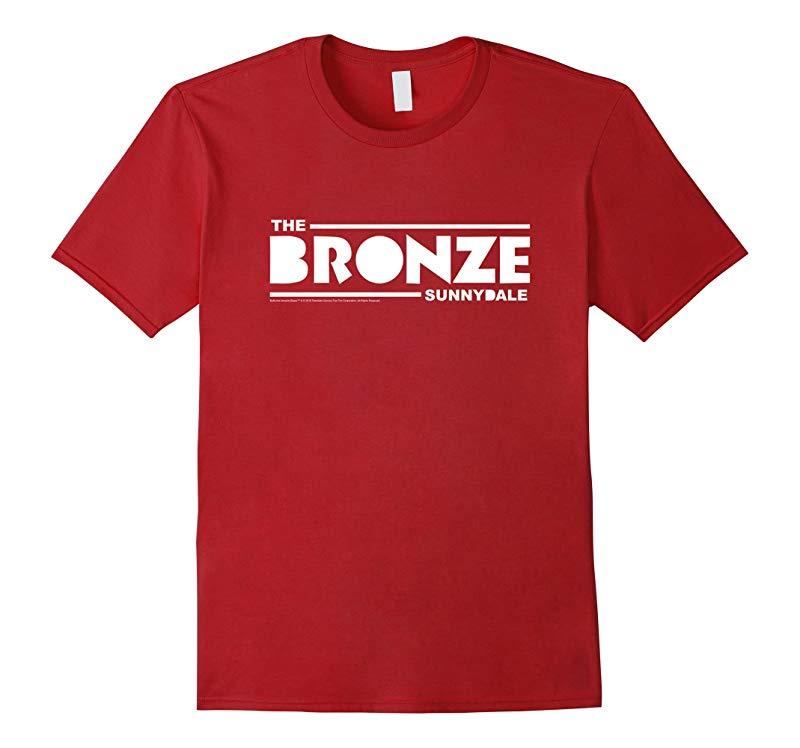 Buffy the Vampire Slayer The Bronze T-Shirt-RT