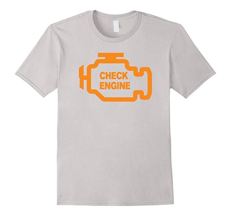Check Engine Light T shirt-RT