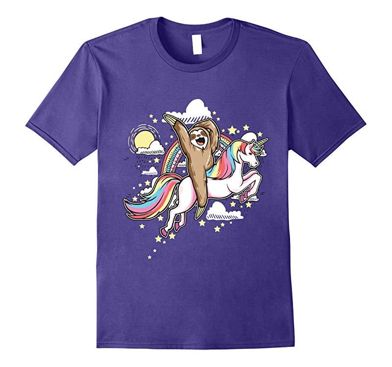 Funny Unicorn Shirt - Funny Unicorn T-Shirt - Unicorn TShirt-RT
