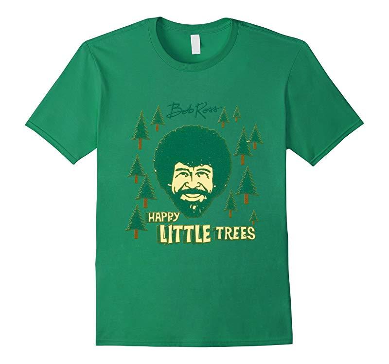 Bob Ross Happy Trees Shirt-RT