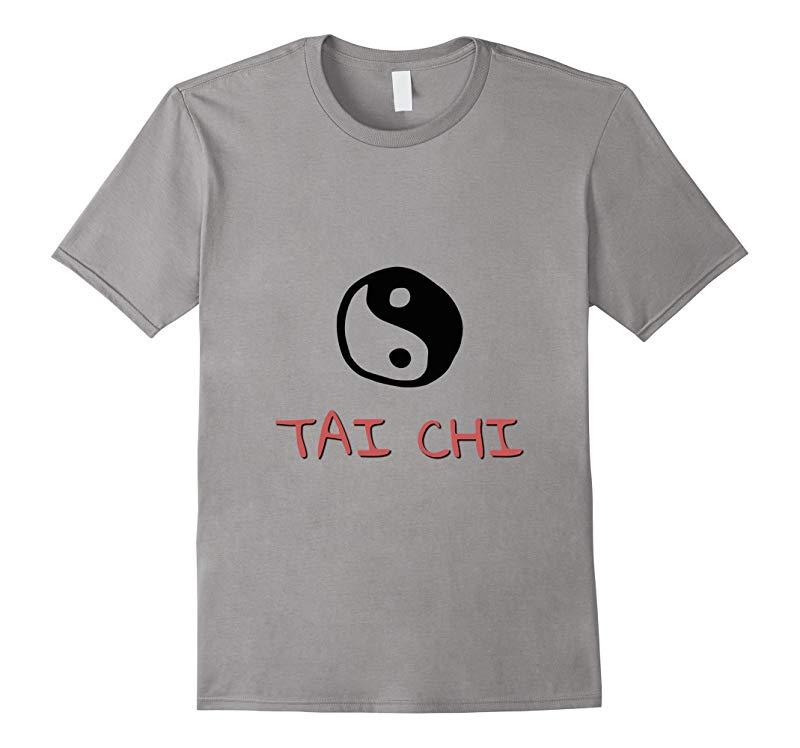 Yin Yang TaiChi: Tai Chi Martial Art Taoism Meditation Shirt-RT