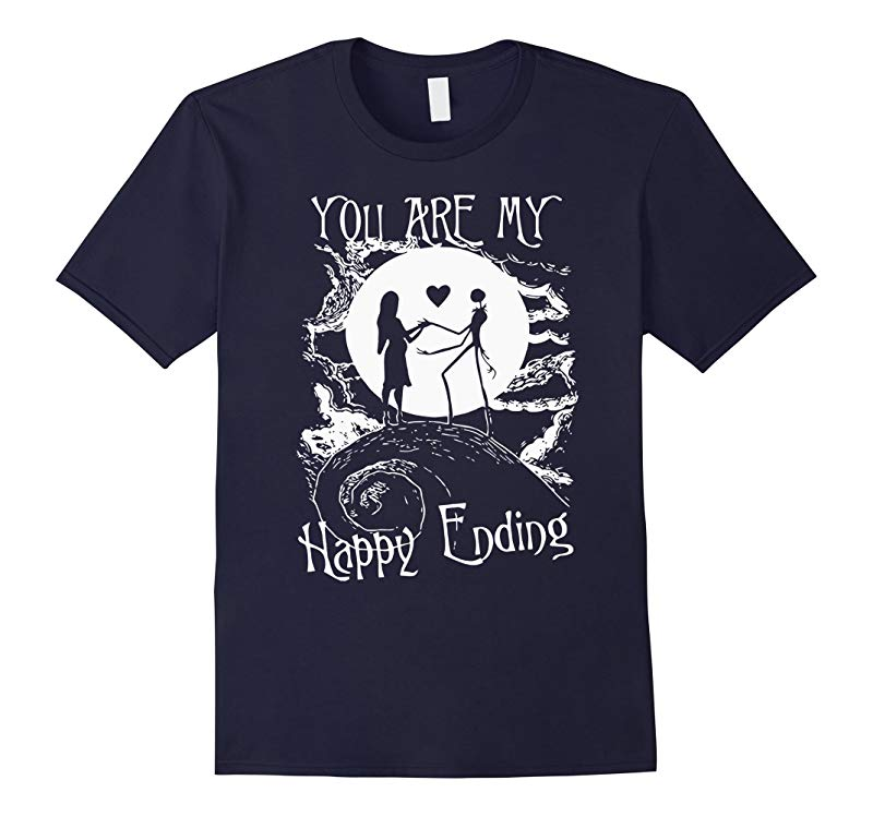 You are my Happy Ending TShirt-RT