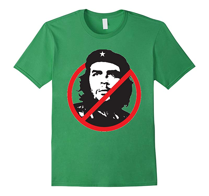 Anti Che Guevara T-Shirt - Anti Communism  Socialism Tee-CD