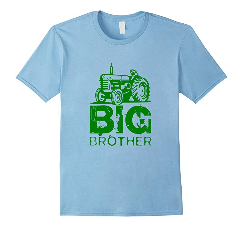 Big Brother Tractor Vintage Farm T-Shirt-RT
