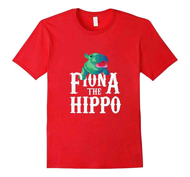 Team Fiona The Hippo Love Hippopotamus t shirts-Art