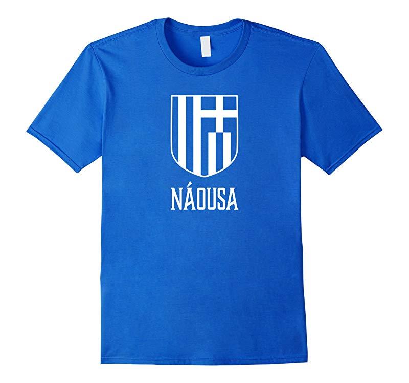 Naousa, Greece - Greek Pride, Hellas T-shirt-RT