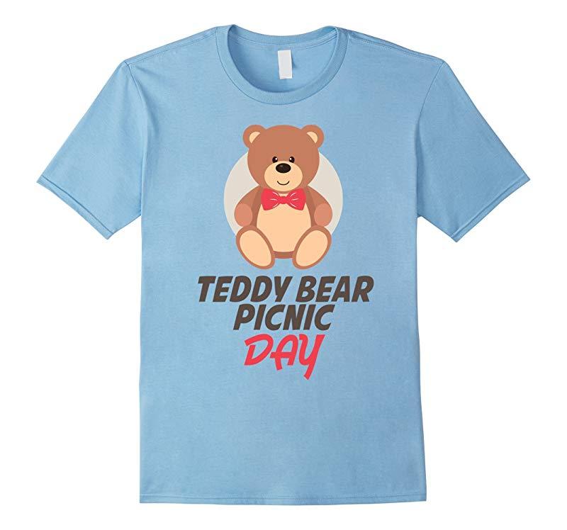 10th July - Teddy Bear Picnic Day T-Shirt-Vaci