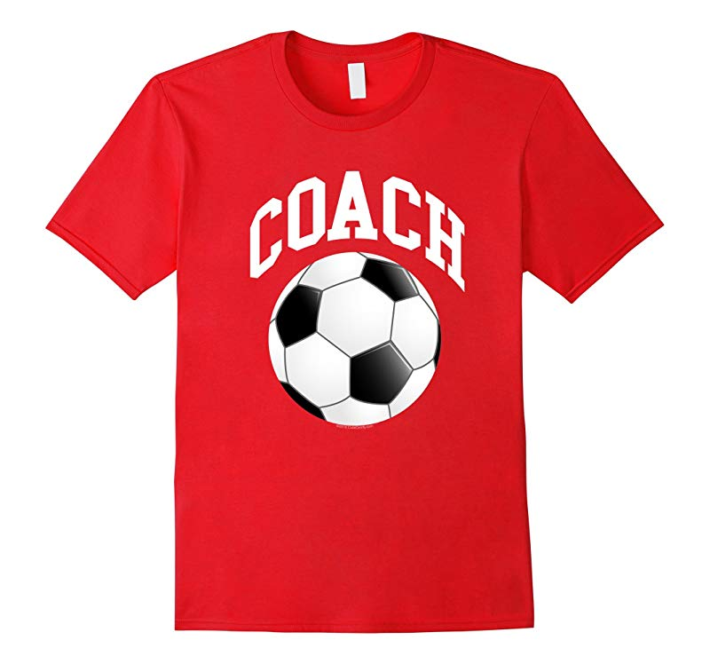 Soccer Coach T-Shirt Any Color-RT