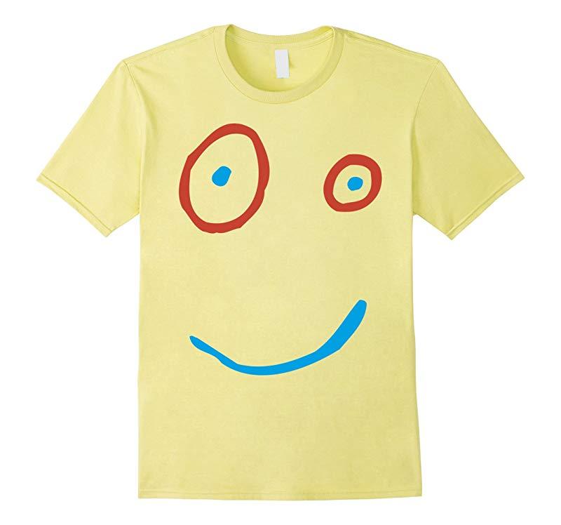 CN Ed, Edd n Eddy Plank Face Costume Graphic T-Shirt-RT