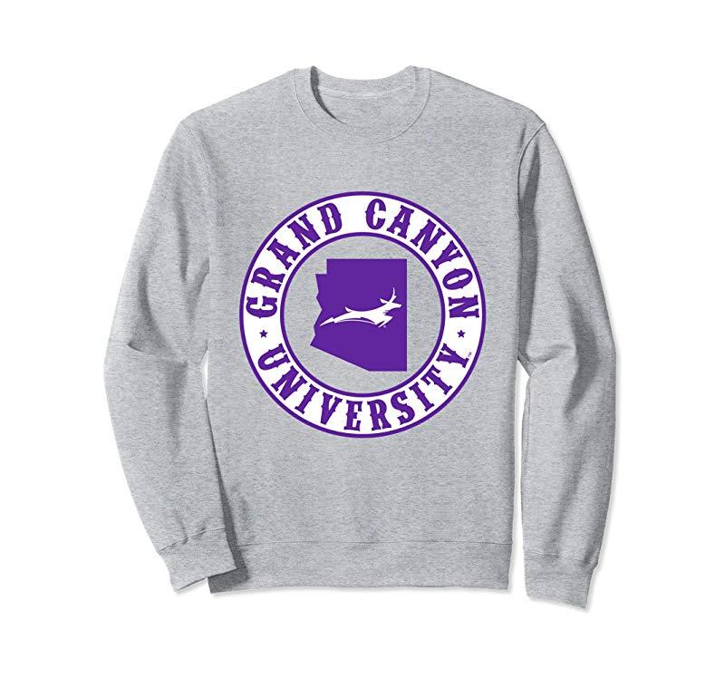Grand Canyon University GCU Lopes Sweatshirt 1703CY01-alottee gift