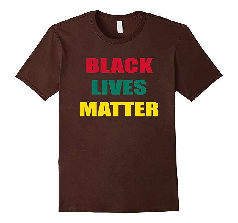 Black Lives Matter T-Shirt - Official Civil Rights Tee-RT