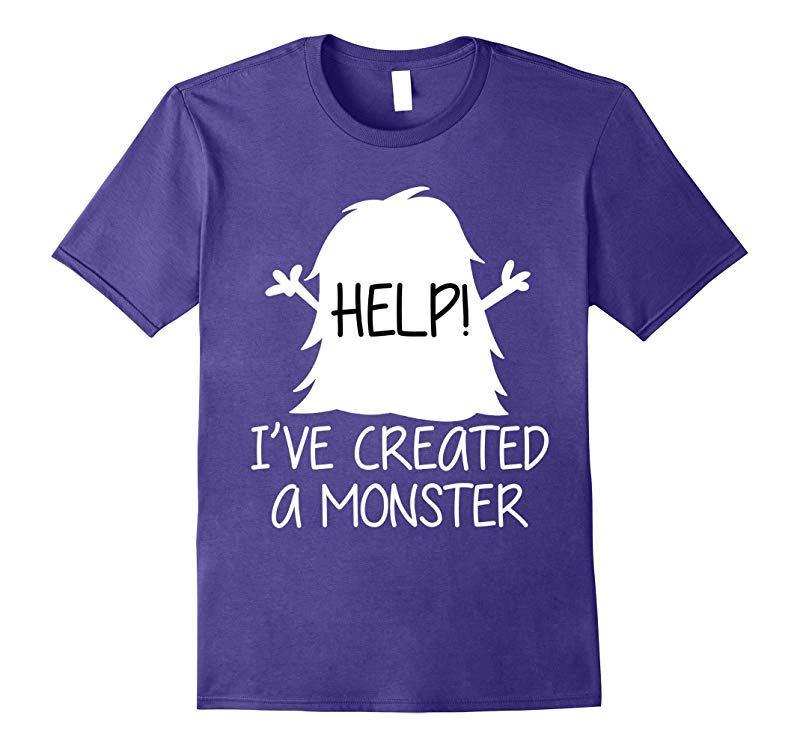 Ive created a monster shirt Gifts for Mother day-RT