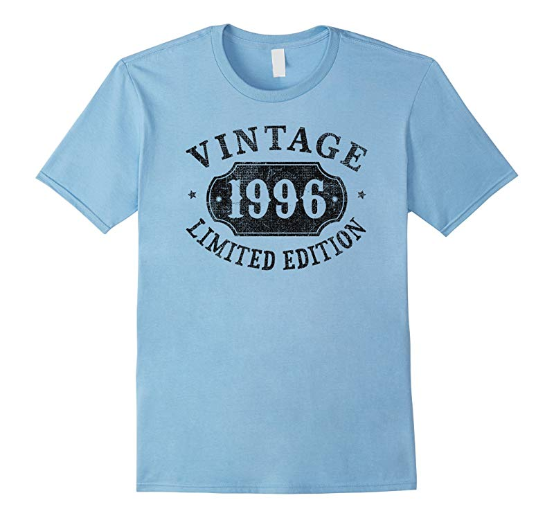 21 years old 21st B-day Birthday Gift 1996 Limited T-Shirt-BN