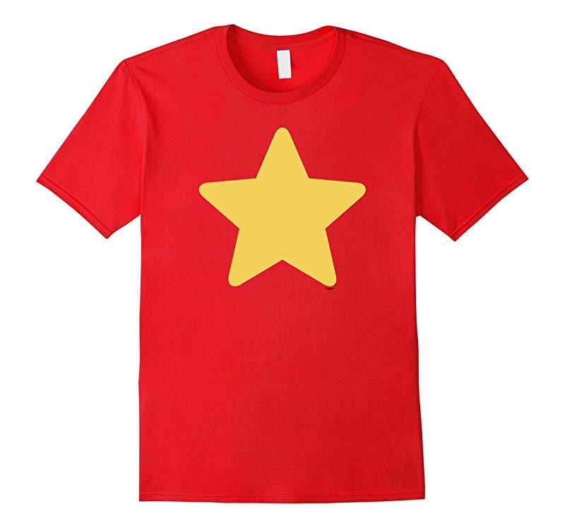 CN Steven Universe Star Tee Costume Graphic T-Shirt-RT