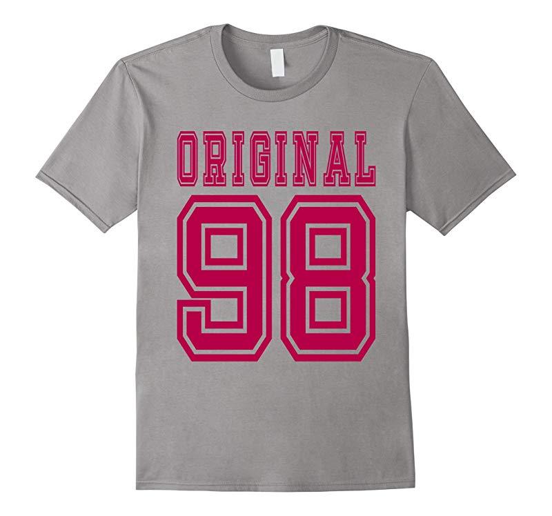 18th birthday Gift Idea 18 Year Old Girl Shirt 1998 Tee C-RT
