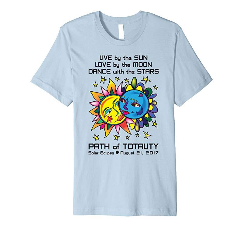 Solar Eclipse T-Shirt (PREMIUM): LIVE LOVE DANCE