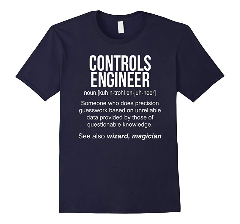 Controls Engineer Meaning Shirt - Controls Engineer Funny De-RT