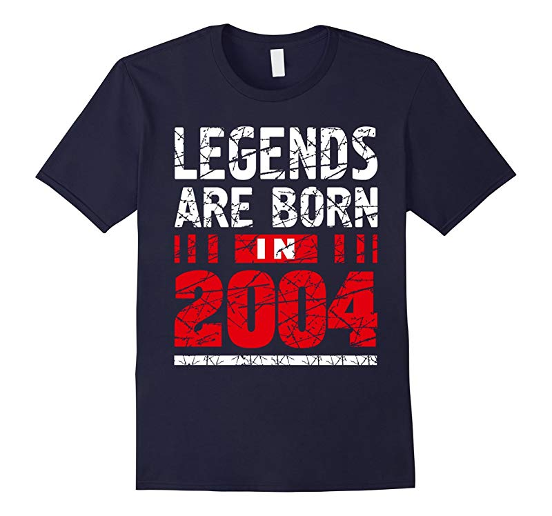 Legends Are Born in 2004 T Shirt Official Teenager T-Shirt-T-Shirt