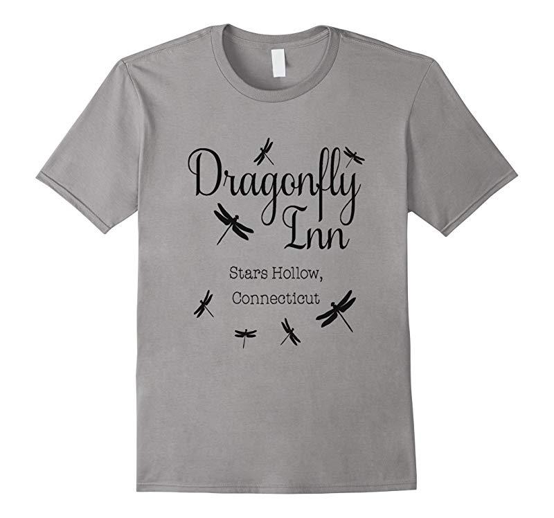 Womens GilmoreGirl Shirt - Dragonfly Inn Shirt-RT