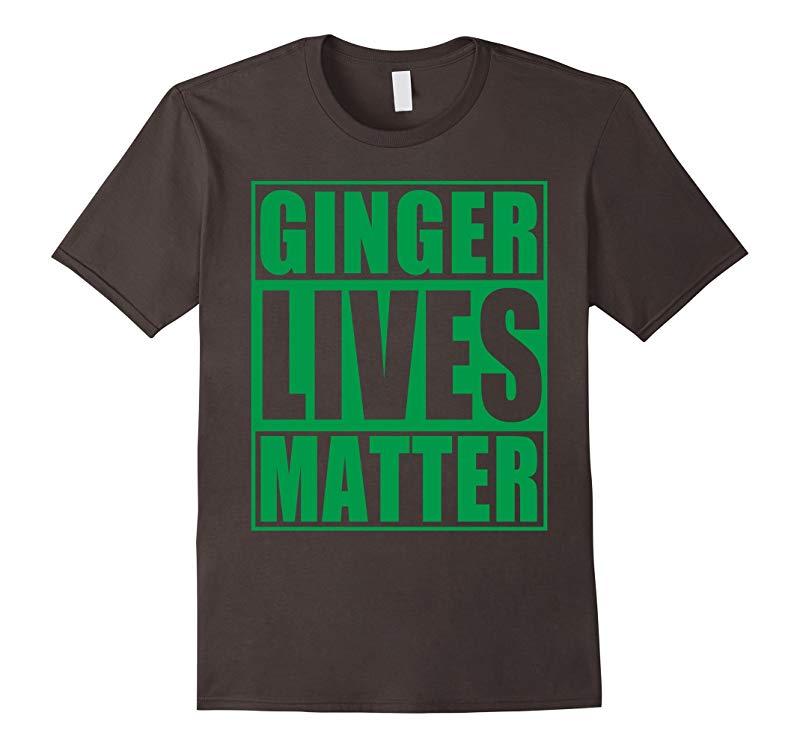 Ginger Lives Matter Irish T Shirt-RT