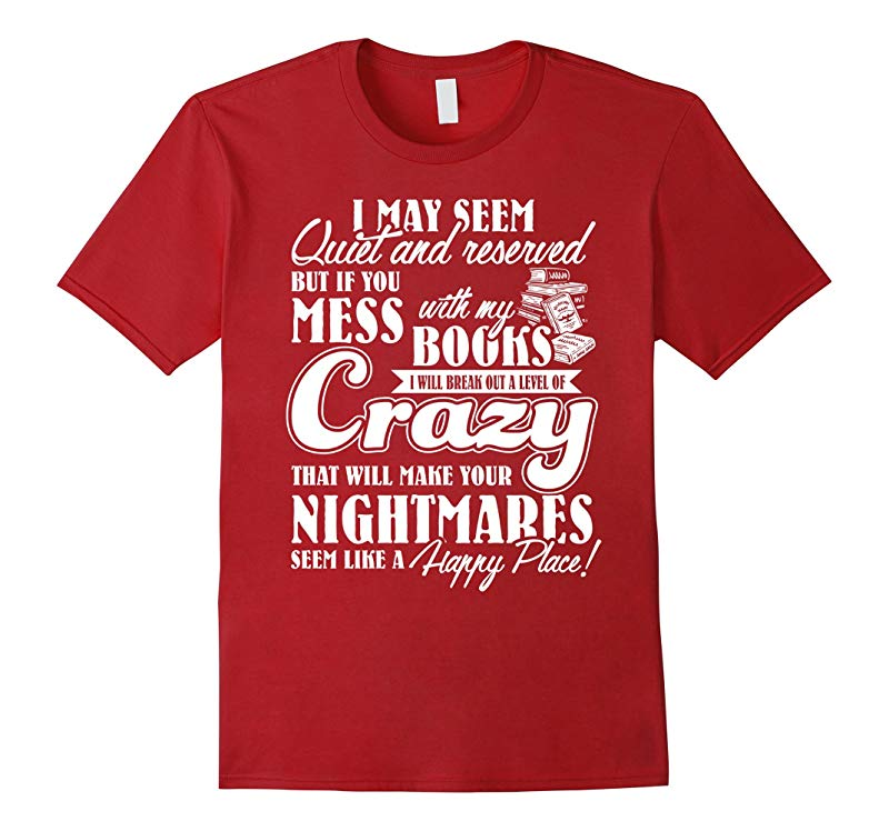 Funny Reading Book Shirt Reader Gifts Librarian Shirts Funny-TD