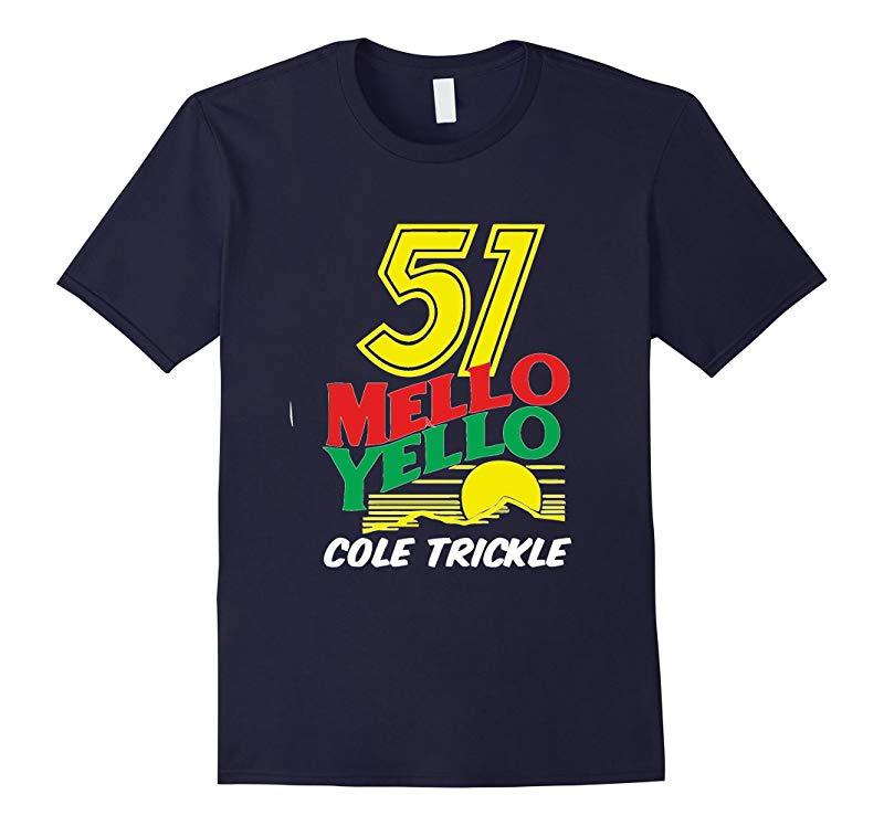 51 MELLO YELLO DAYS OF THUNDER T-Shirt-TH