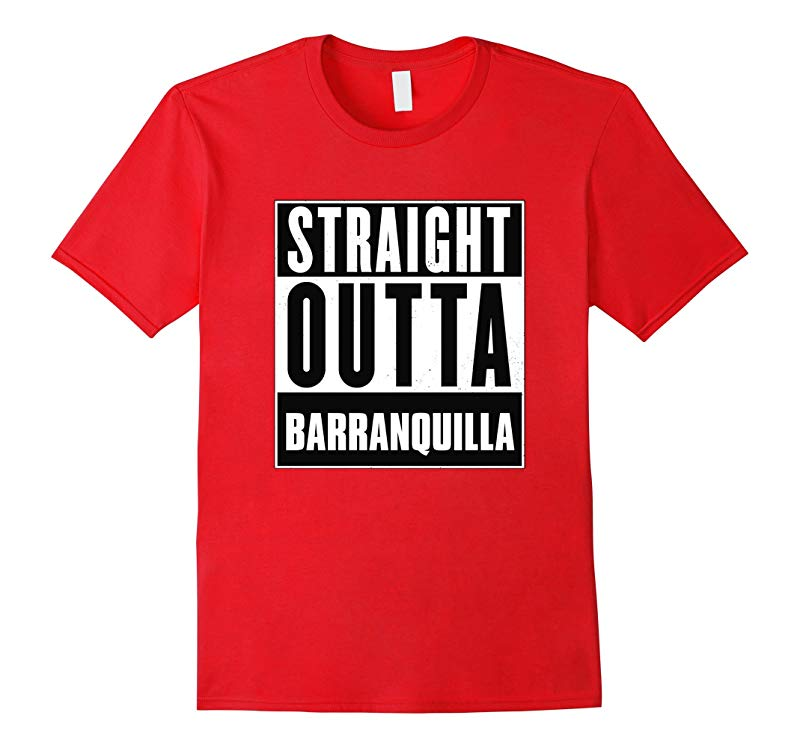 Straight outta Barranquilla in Colombia-RT