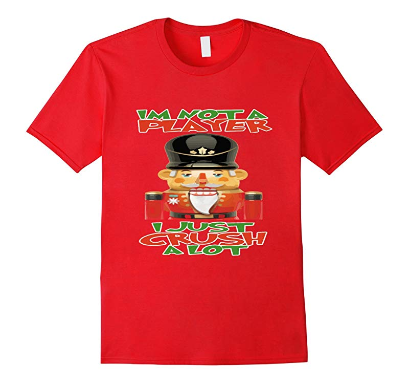 Nutcracker Ugly Christmas Sweater Style Shirt-RT