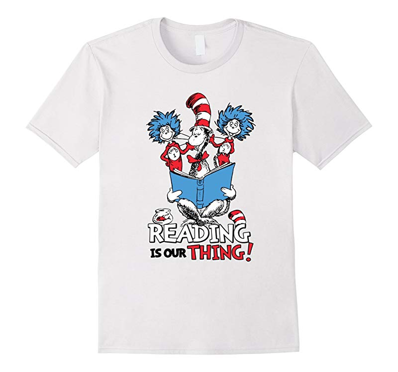 Reading Is Our Thing - Read Across America Day Shirt-TD