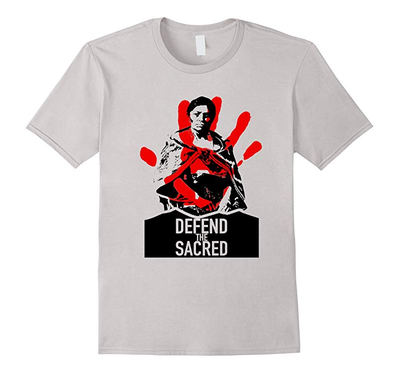 Defend the Sacred TSHIRT United With Standing Rock-CL