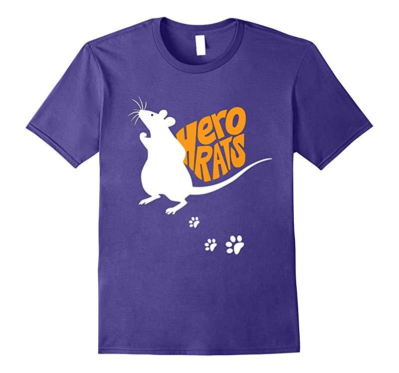 Hero Rats T-shirt-RT