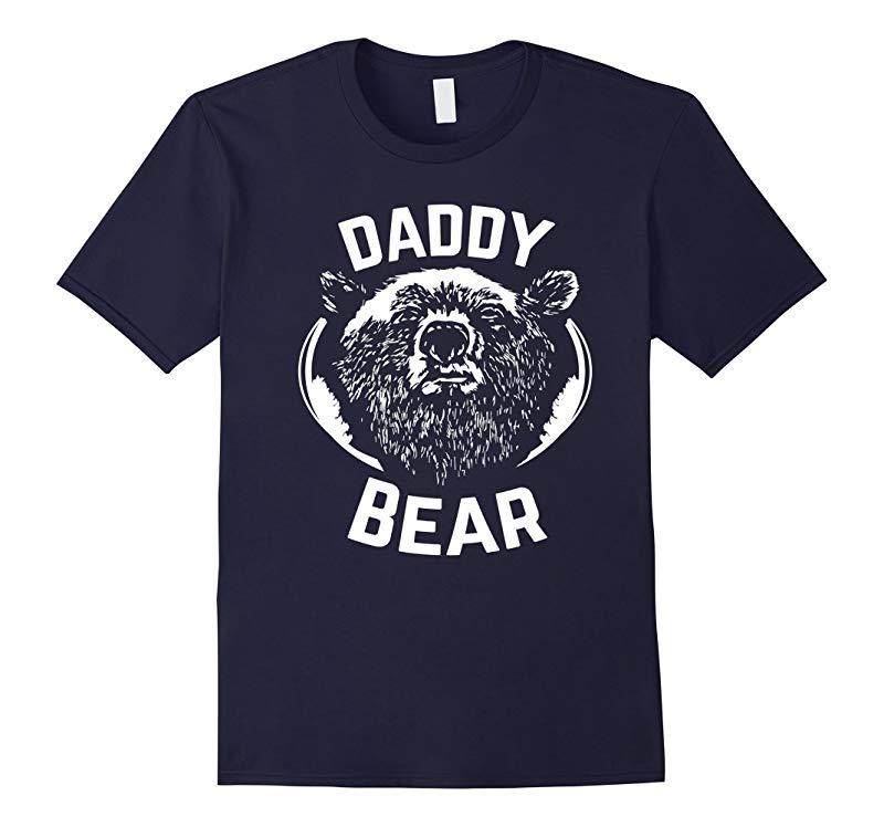 PAPA Bear shirt fathers day new papa t-shirt Daddy tee-RT