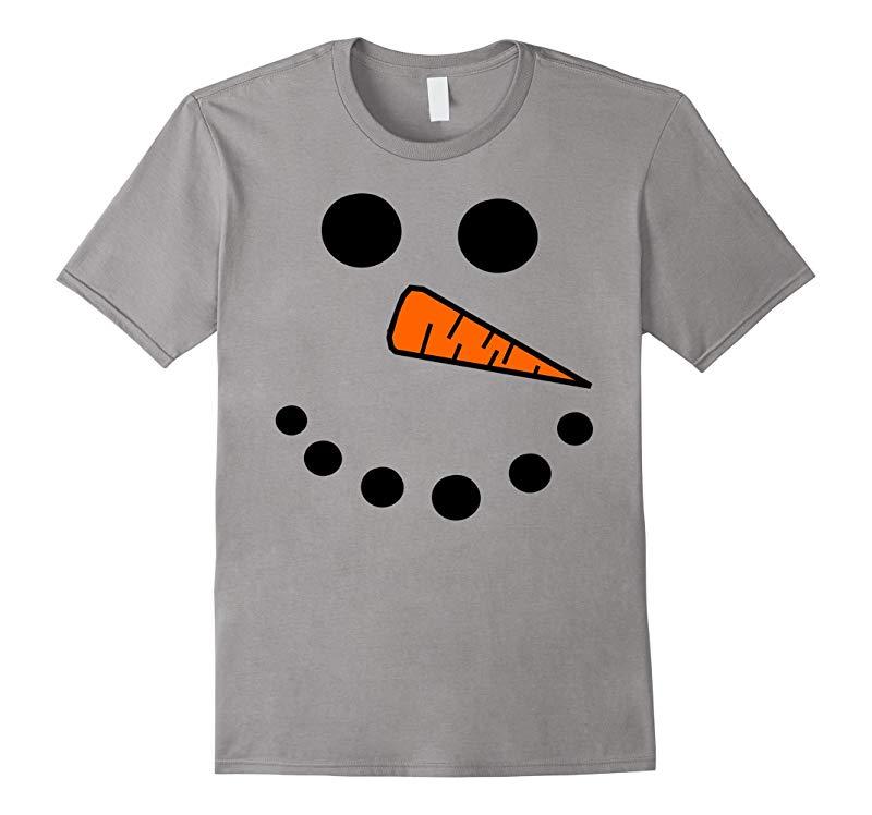 Snowman T-Shirt Men Women Kids Styles-RT
