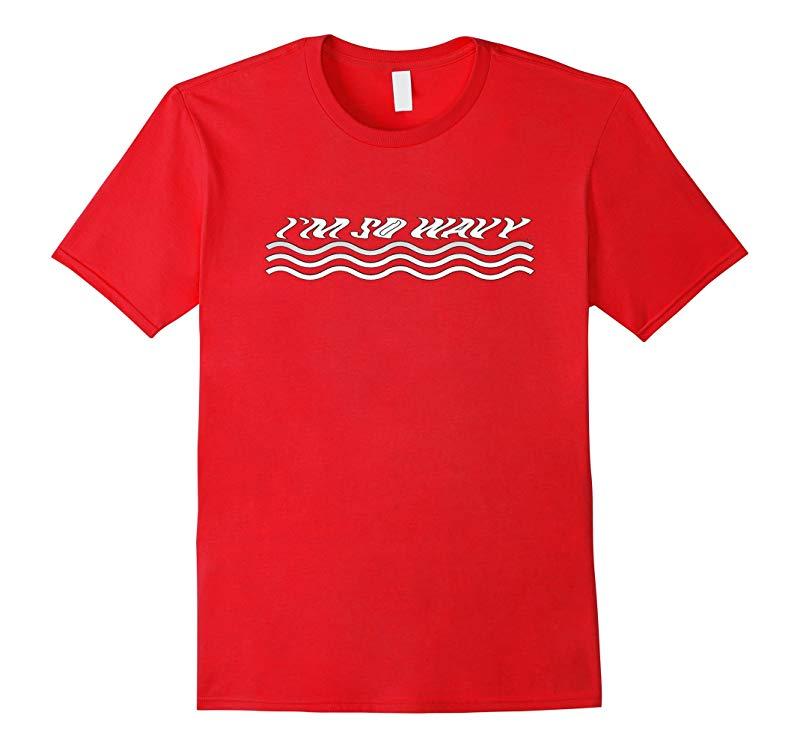 3WP Im So Wavy T-Shirt-TH