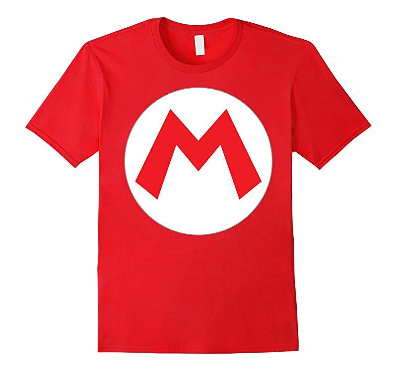 Nintendo Super Mario Icon Costume Graphic T-Shirt-RT