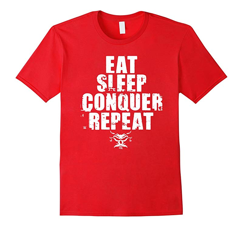 WWE Eat Sleep Conquer Repeat-RT