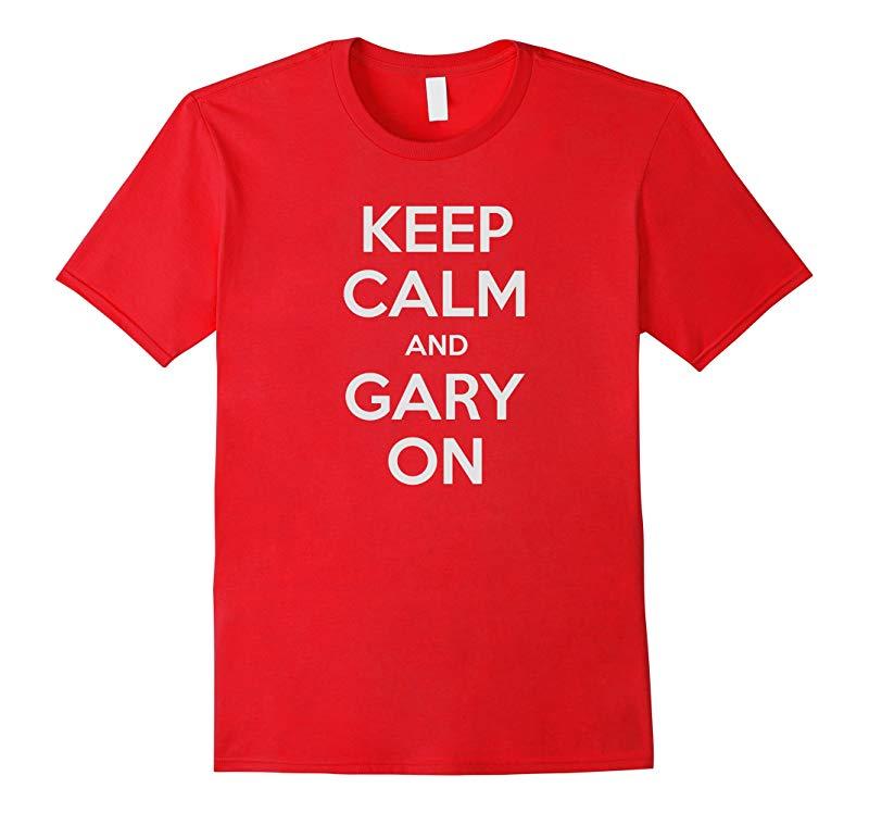 Keep Calm and Gary On Gary Johnson for President 2016-RT