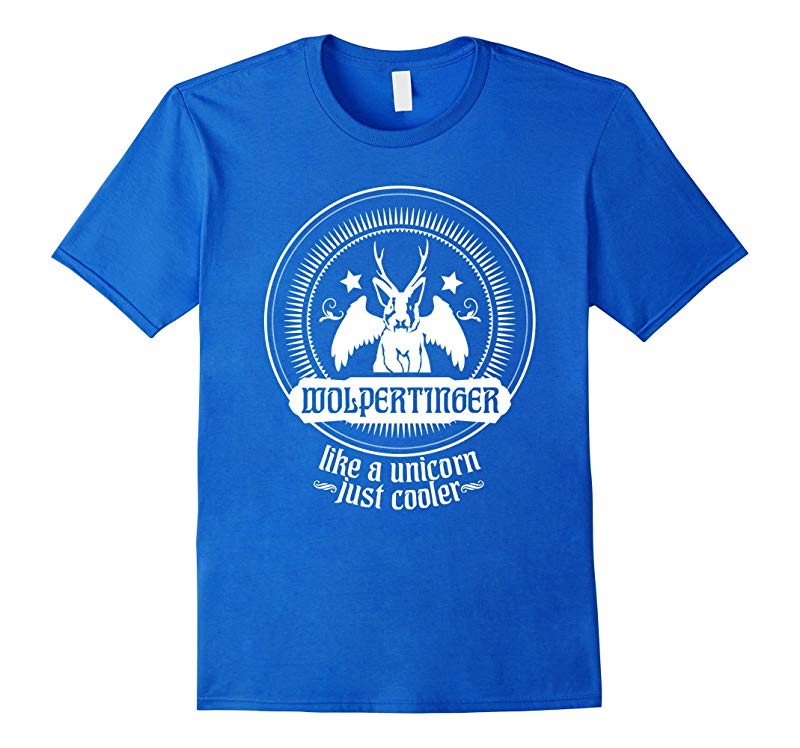 Wolpertinger Like A Unicorn Just Cooler Oktoberfest T-Shirt-AZP