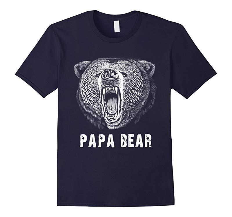 Papa Bear T-shirt-RT